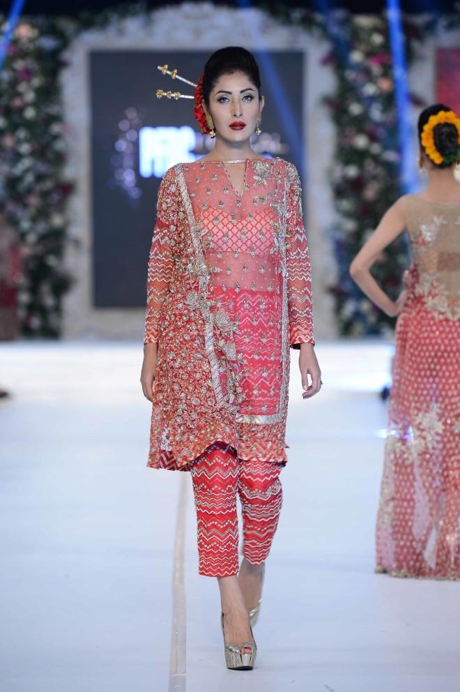 Karma Red at PFDC Loreal Paris Bridal Week 2015 (13)