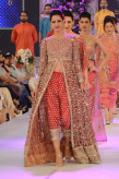 Karma Red at PFDC Loreal Paris Bridal Week 2015 (8)