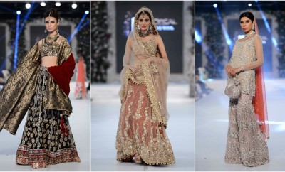 Maheen Taseer at PFDC Loreal Paris Bridal Week 2015 (1)