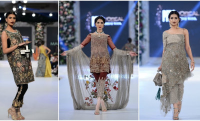Mahgul Bridal Collection at PFDC Loreal Paris Bridal Week - PLBW'15