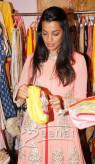 Mugdha Godse Inaugurates Hi Life Luxury Fashion Exhibition 1