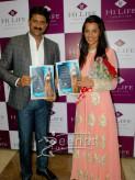 Mugdha Godse Inaugurates Hi Life Luxury Fashion Exhibition 3