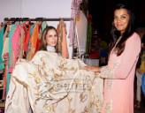 Mugdha Godse Inaugurates Hi Life Luxury Fashion Exhibition 5