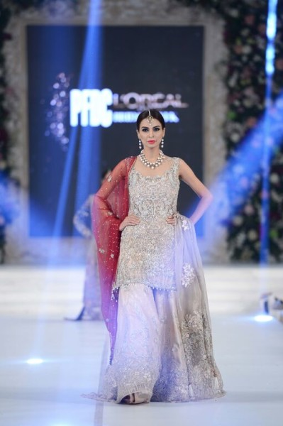 Nickie Nina Bridal Collection at PFDC Loreal Paris Bridal Week 2015 (14)