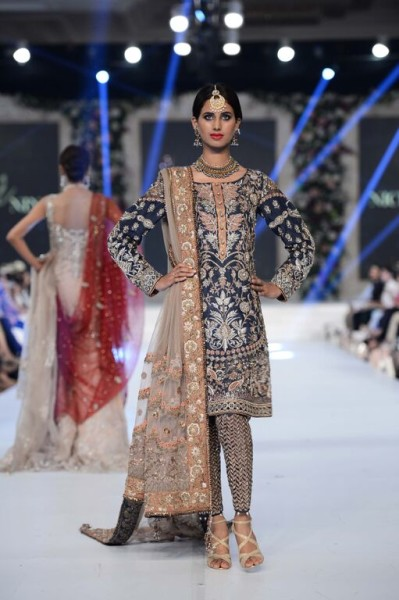 Nickie Nina Bridal Collection at PFDC Loreal Paris Bridal Week 2015 (15)