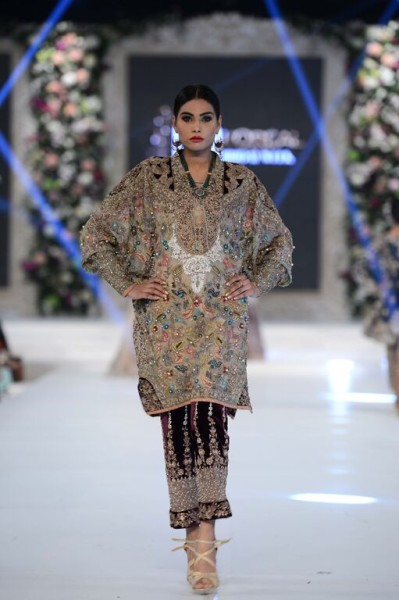 Nickie Nina Bridal Collection at PFDC Loreal Paris Bridal Week 2015 (2)