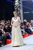 Saira Shakira Bridal Collection at PFDC Loreal Paris Bridal Week (2)