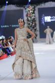 Saira Shakira Bridal Collection at PFDC Loreal Paris Bridal Week (5)
