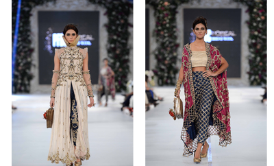 Faiza Saqlain at PFDC Loreal Paris Bridal Week 2015 6
