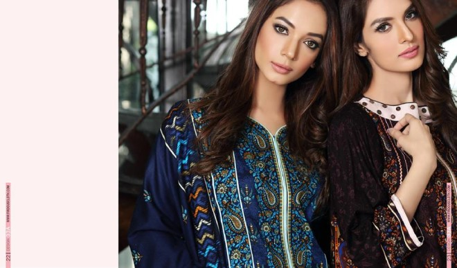 Firdous Paris Linen Winter Collection 2015 (20)