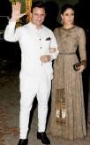 Kareena Kapoor In Sabyasachi at Shilpa Shetty Diwali Bash 2015 (9)