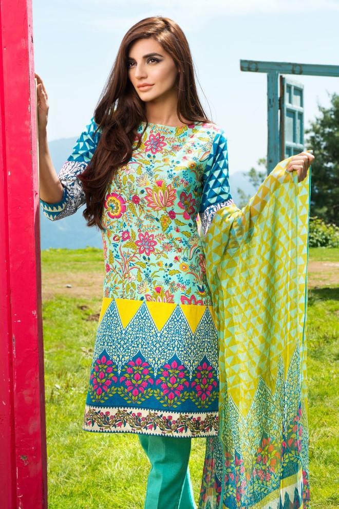 Khaadi Winter Collection 2015 4pc (16)