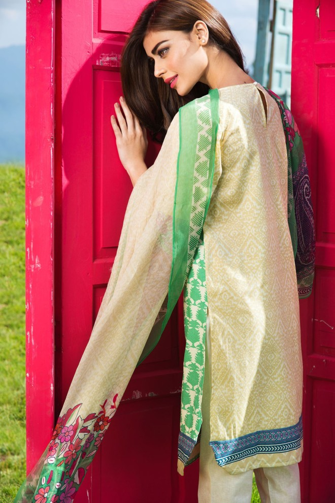 Khaadi Winter Collection 2015 4pc (21)