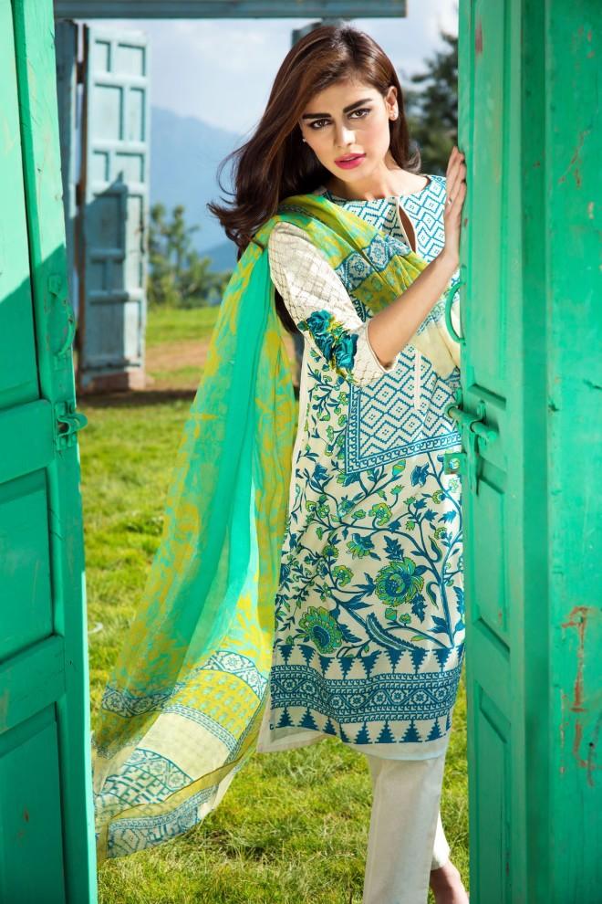 Khaadi Winter Collection 2015 4pc (22)