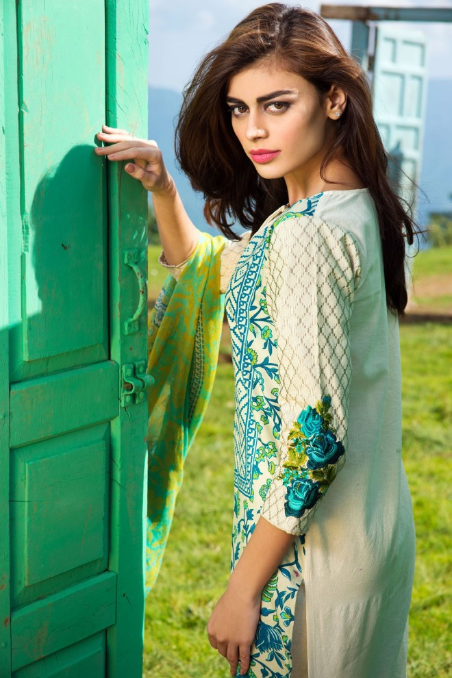 Khaadi Winter Collection 2015 4pc (23)