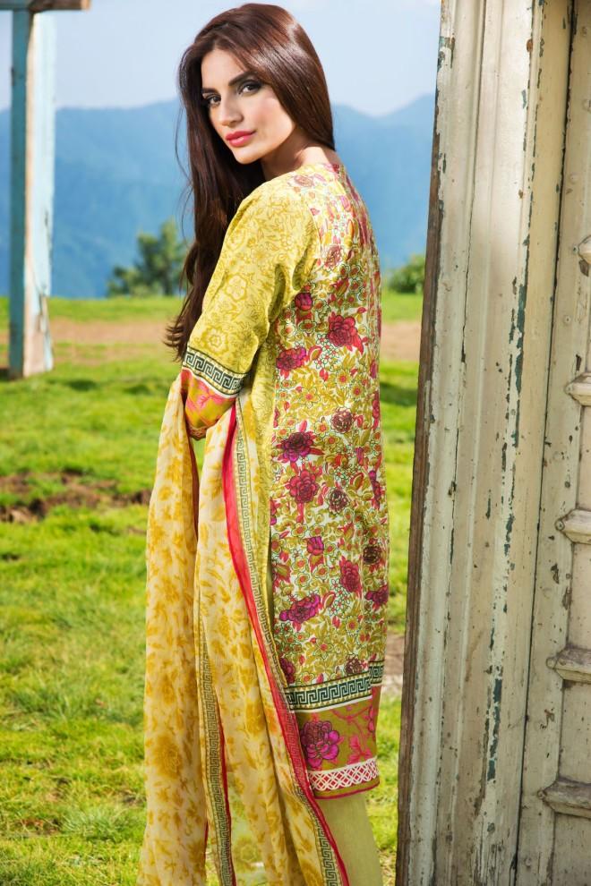 Khaadi Winter Collection 2015 4pc (25)
