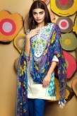 Khaadi Winter Collection 2015 4pc (3)