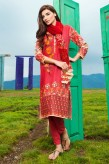 Khaadi Winter Collection 2015 4pc (30)