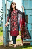Khaadi Winter Collection 2015 4pc (32)