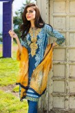 Khaadi Winter Collection 2015 4pc (37)