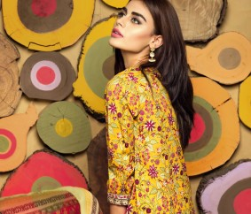 Khaadi Winter Collection 2015 4pc (5)