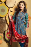 Khaadi Winter Collection 2015 4pc (8)