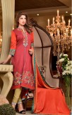 Subhata Embroidered Winter Collection 2015