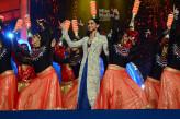 Deepika Padukone Umand Police Show In Anamika Khanna7