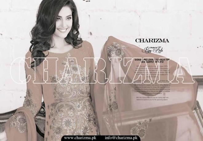 Charizma Chiffon Luxury Collection 2016  (19)