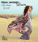 Feeha Jamshed Summer Lawn 2016 - Florence Of Arabia