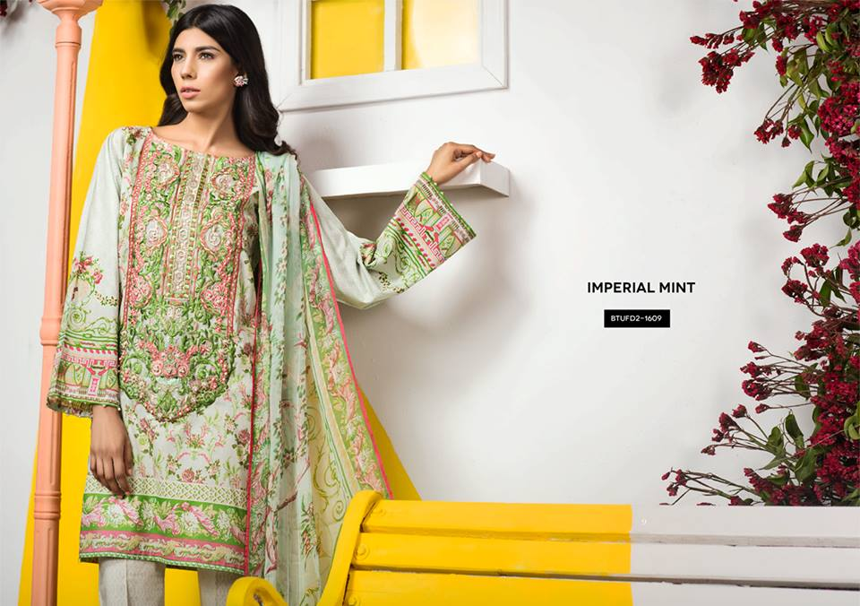 Beech Tree Summer Lawn Collection 2016 VOL-2