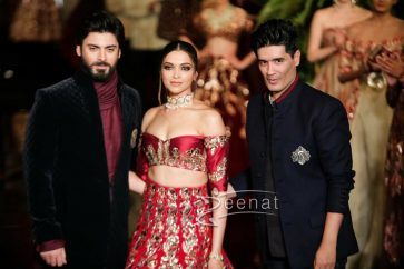 Deepika Padukone Indian Couture Week 2016