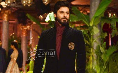 Fawad Khan For AICW2016 Manish Malhotra