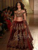 Kangana Ranaut For Manav Gangwani Indian Couture Week 2016