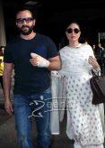 Pregnant Kareena Kapoor Sabyasachi White Dress