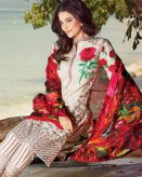 Charizma Embroidered Swiss Voile Collection