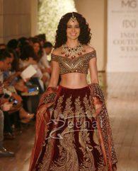 Manav Gangwani Bridal Collection ICW2016