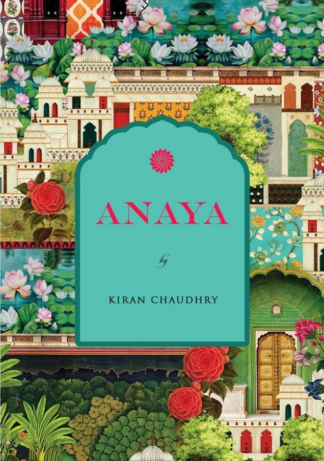 Anaya By Kiran Chaudhary 2016