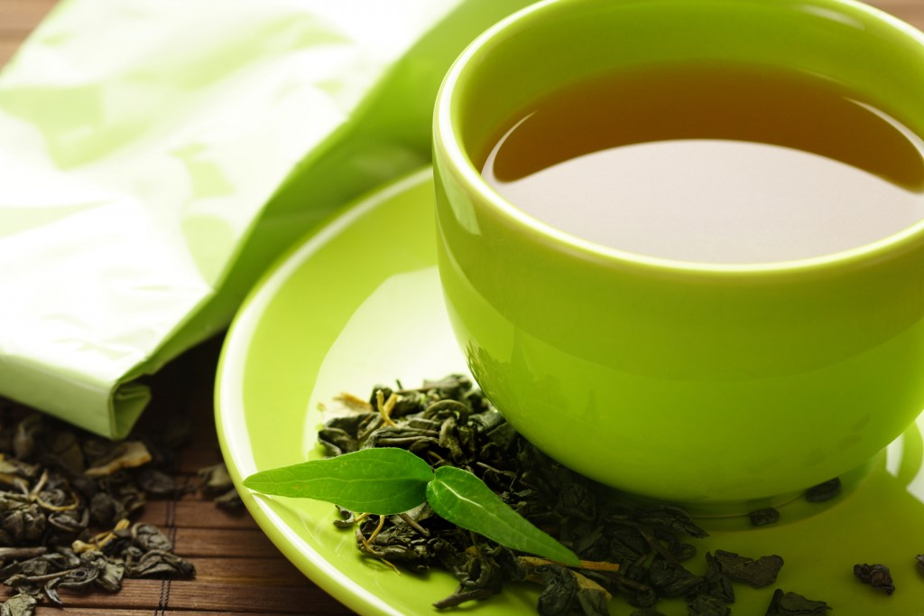 Beauty Benefits of Green Tea for Skin and Hair