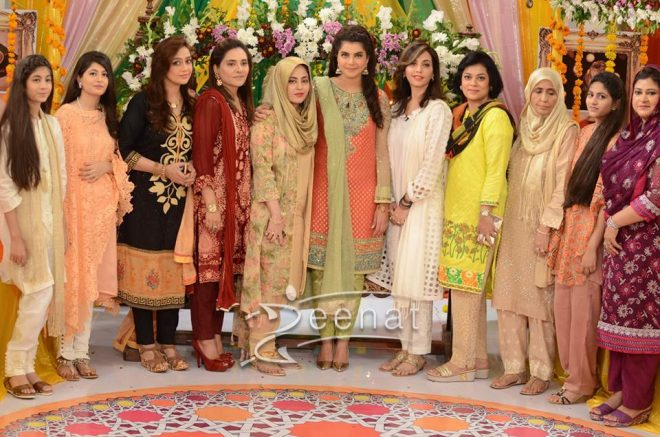 Nida Yasir Good Morning Pakistan 17 August (2)