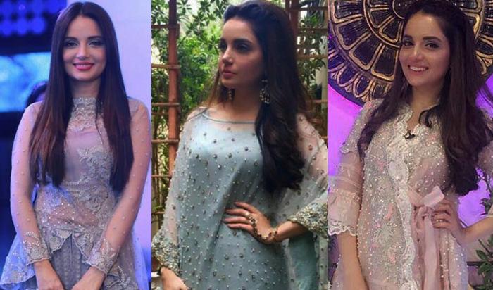 Top 3 Best Looks of Armeena Rana Khan from Janaan Promotions
