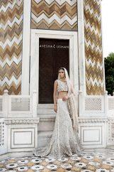Ayesha and Usman Qamar Bridals 2016