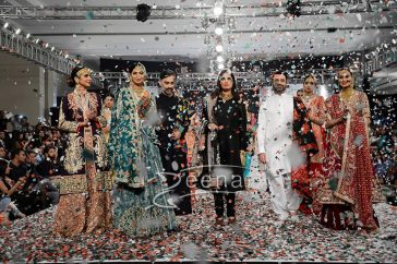 The House of Kamiar Rokni 'Heritage' at PLBW Loreal Paris Bridal Week 2016