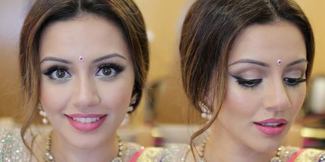 Beauty. Festive Makeup Tutorial ...