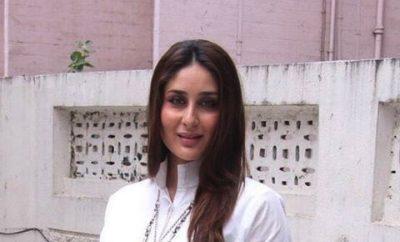 Kareena Kapoor Khan in Rajesh Pratap Singh Outfit
