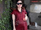 Kareena Kapoor at Mumbai Eatery