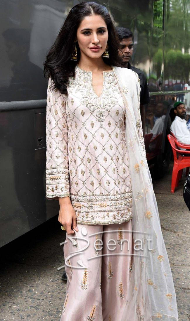 Nargis Fakhri in Payal Singhal