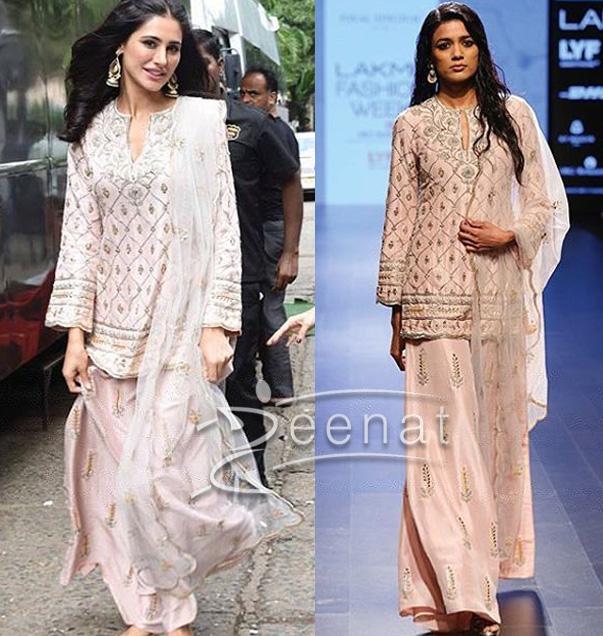 Nargis Fakhri and Riteish Deshmukh Banjo Movie 4