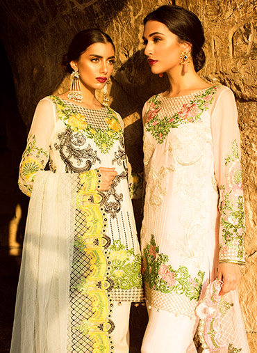 Saira Rizwan Luxury Chiffon EId Collection 2016 (17)