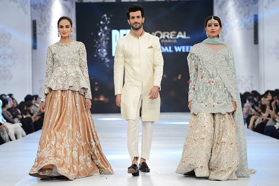 Sania Maskatiya August Dream Collection at PLBW Loreal Paris Birdal Week 2016